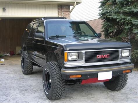 1992 gmc jimmy cargurus
