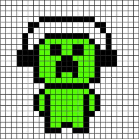 simple grid template le pixel et jeux