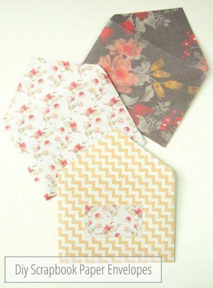 Handmade Envelope Tutorial - 25 best ideas about paper envelopes on diy