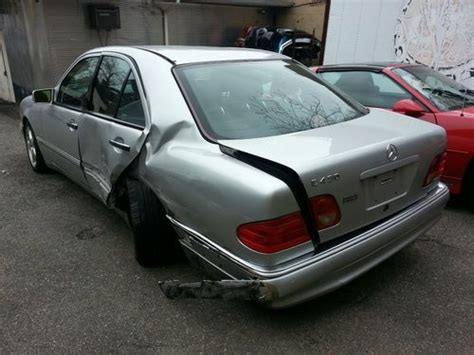 automobile air conditioning service 1998 mercedes benz e class windshield wipe control purchase used 1998 mercedes benz e430 e 430 sport salvage for parts in yonkers new york united
