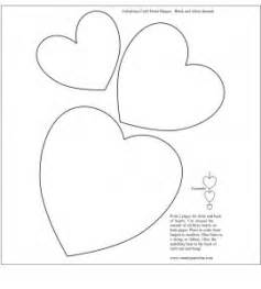 free printable templates best photos of valentines template free printable