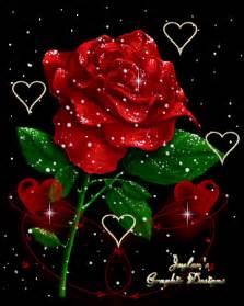 imagenes de rosas q brillan rosas con movimiento para ti