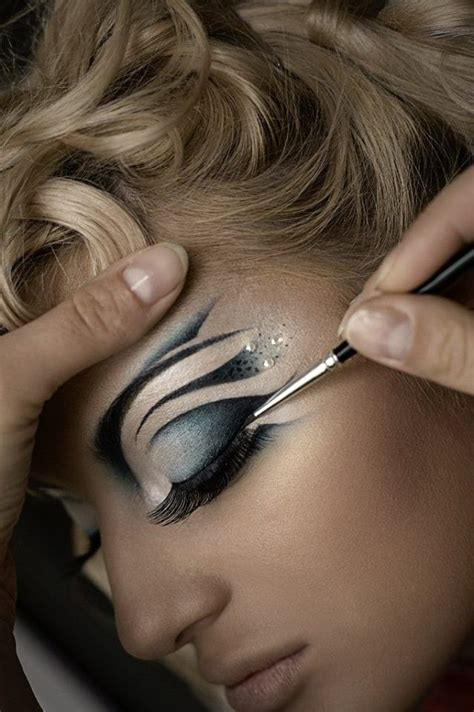 theatrical makeup design pin by jarman on make up ideas for shoots