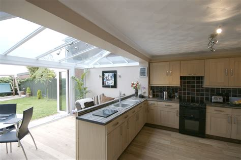 Kitchen And Conservatory Extension conservatory kitchen diner extension colchester