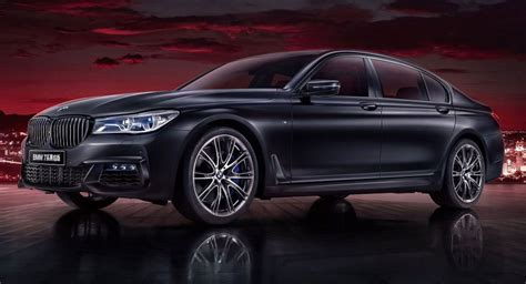 bmw 2020 new 2020 bmw 7 series black edition revealed for china