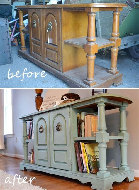 do it yourself from drab to fab shabby chic makeover furniture paint refurbish tutorial