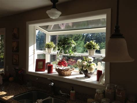 kitchen window garden kitchen garden window garden windows pinterest
