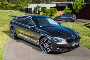 next bmw 5 series gets rendered in g31 touring form