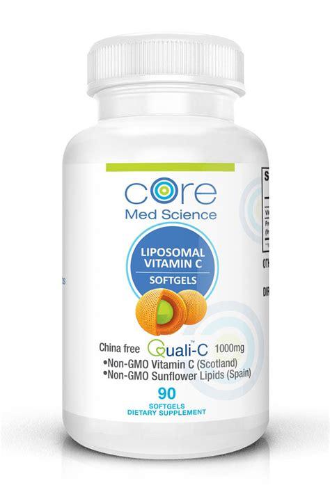 Liposomal Glutathione Detox by Optimized Liposomal Glutathione Softgels 500mg