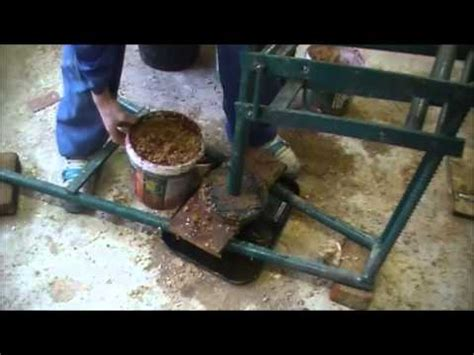 How To Make Paper From Sawdust - sawdust and paper log maker homeade throwing