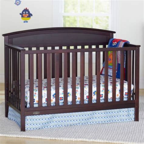 Are Convertible Cribs Worth It Convertible W Toddler Bed Conversion Kit White Walnut Crib What S It Worth