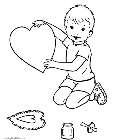 Free Printable Heart Coloring Pages Valentine Cards On Coloring Apps