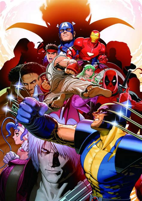 marvel vs capcom 3 gallery wallpaper avatars more