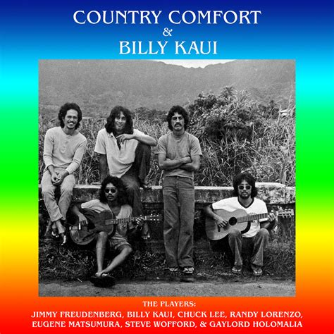 country comfort band members country comfort billy kaui