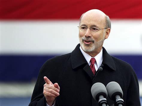 pennsylvania governor tom wolf imposes moratorium on