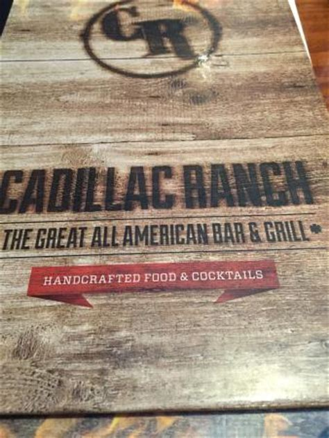 cadillac ranch kendall menu cadillac ranch kendall menu prices restaurant