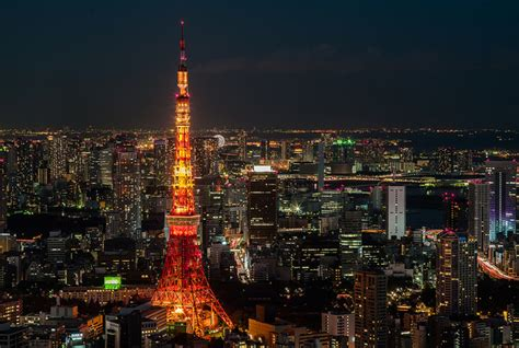 Seen At Tokio by Must See In Japan Tokyo Tower Asian Inspirations