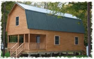 Gambrel Barn Kits by Steel Gambrel Barn Kits Hamilton Cabins Dream Homes