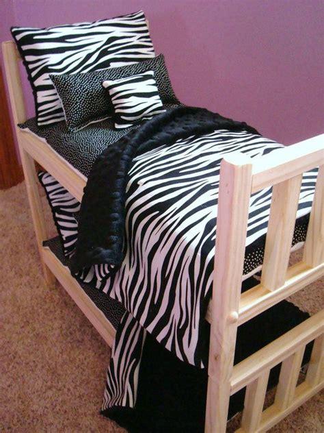 zebra bunk beds pin by brandi on miss priss