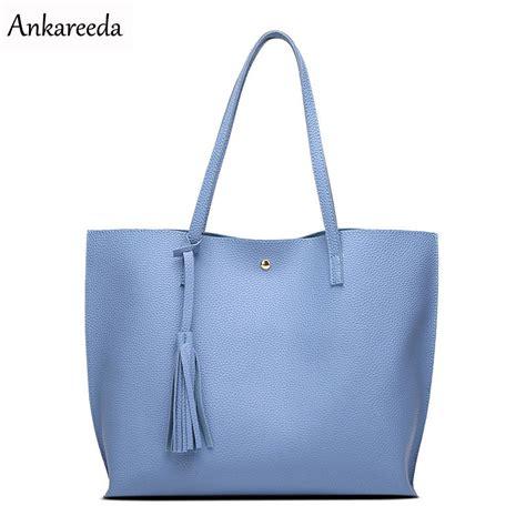 ankareeda luxury brand women shoulder bag soft leather