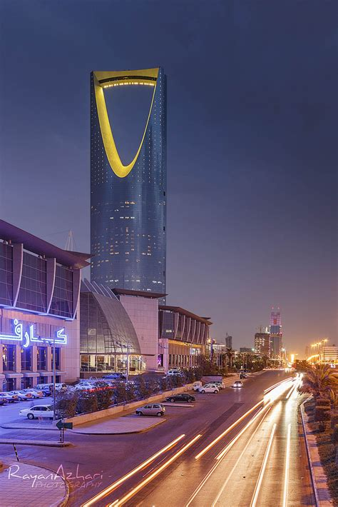 kingdom centre kingdom centre al mamlake tower riyadh saudi arabia