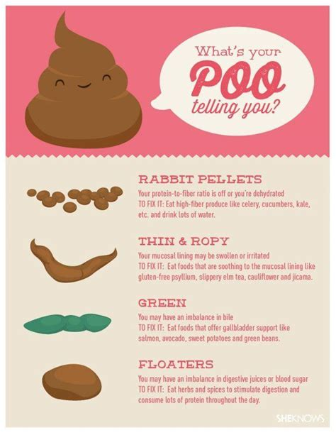 What Foods Make Your Stool Soft by What S Your Poo Telling You To