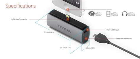parts of a charger power up your iphone quickly discreetly using the flex xt