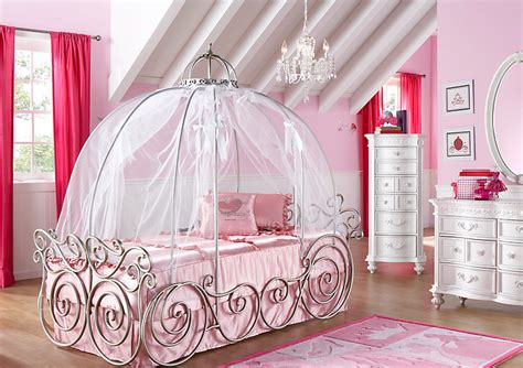 disney princess cinderella carriage bed car interior design