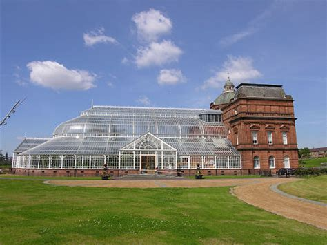 winter gardens glasgow green the peoples palace and winter gardens
