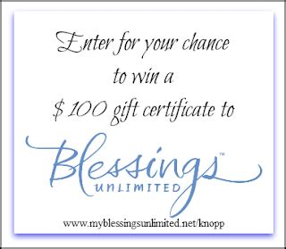 blessings unlimited home decor 100 giveaway from blessings unlimited kristy s cottage
