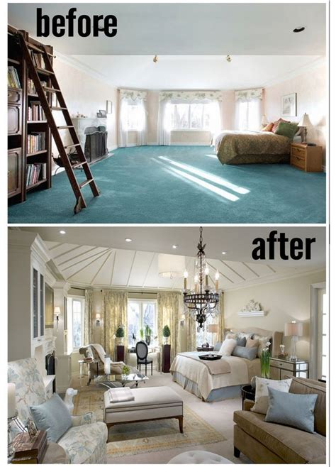 before after jennifer s style added bedroom makeover best 25 large bedroom ideas on pinterest large bedroom