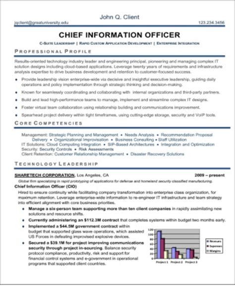 Cio Resume Sle Pdf Chief Security Officer Resume Model 28 Images Sle Security Officer Resume 8 Exles In Word