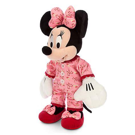 Minnie Mouse Piyama authentic disney minnie mouse pajamas 15 quot 38cm plush nwt ebay
