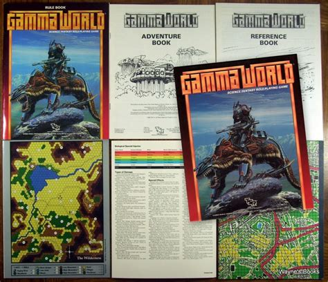 gamma world waynes books rpg reference gamma world wayne s books rpg reference