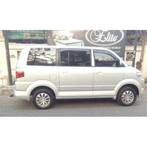 Tv Mobil Jawa Timur Mobil Suzuki Apv Arena Bekas Tahun 2015 Manual Velg Racing Surabaya Jawa Timur Dijual