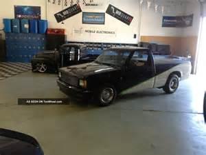1986 chevrolet s10 s 10 sbc 350 v8 fast custom chevy