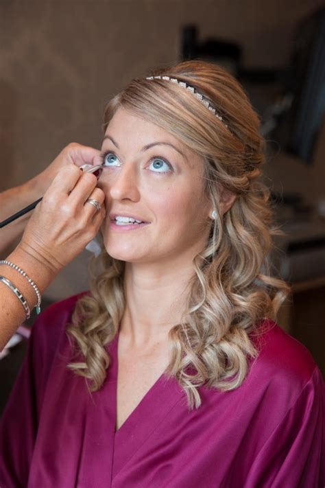 Wedding Hair And Makeup Renfrewshire by Touches Wedding Day