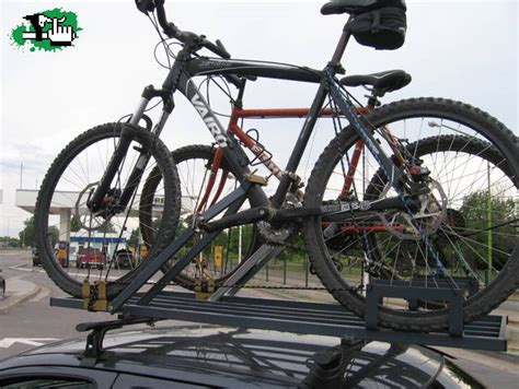 portabicicleta techo portabici de techo bicicleta btt