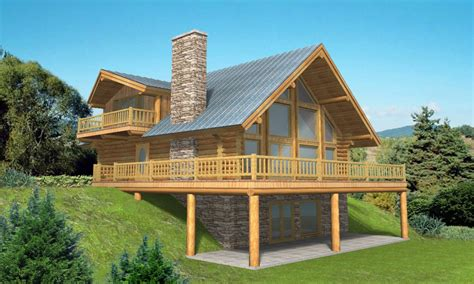 porch house plans log home plans with wrap around porch log home plans with basement houseplans mexzhouse