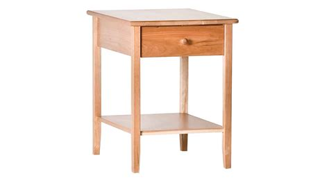 circle furniture shaker side table wood accent tables