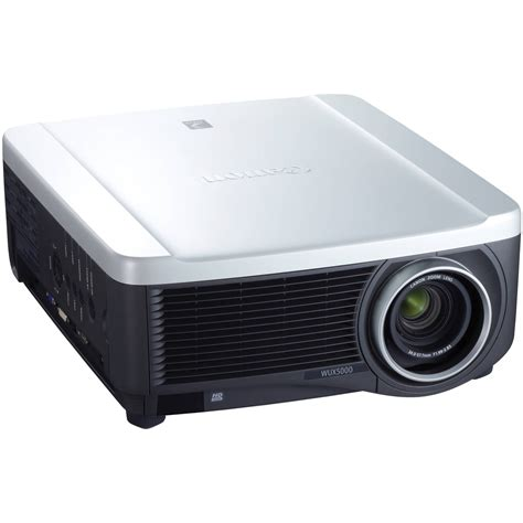 Proyektor Lcos canon realis wux5000 lcos projector 5748b002 b h photo