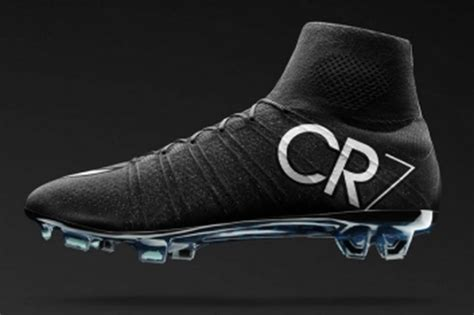 cristiano ronaldo reveals new boots he will wear in the