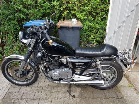 öl Motorrad by Suzuki 187 Gs 450 L Projekt Eisenpferd Caferacer Forum De