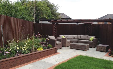 Decorating Ideas For New Builds Transforming A New Build Garden Lush Garden Design