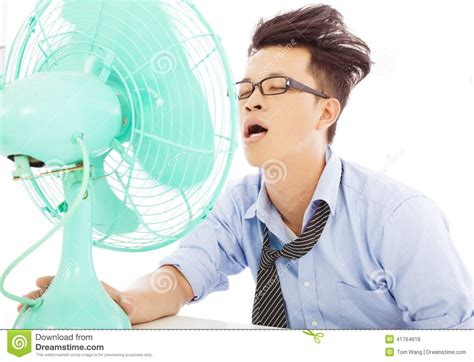 fan that uses to cool and ventilator stock image cartoondealer com 10025305