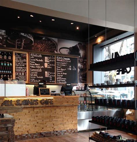estilo de decoracion de barras  cafe buscar