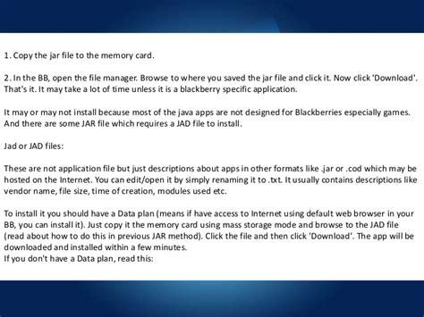 java themes jad how to install themes blackberry jad