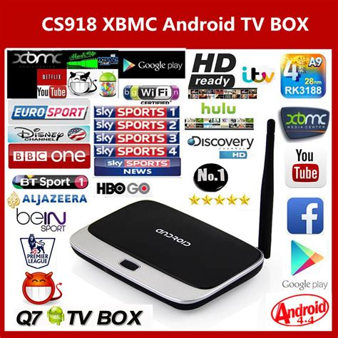Box Android Iptv by Arabic Iptv Box Xbmc Fully Loaded Android Tv Box Cs918 Mk888 Q7 Android Smart Jpg