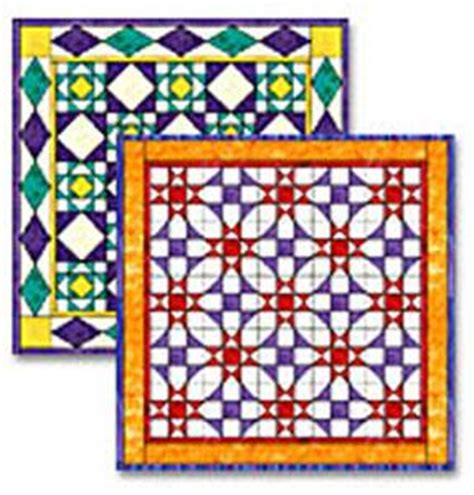 Quilt Design Wizard Software by Electric Quilt Eq 50 Design Wizard Software 200 Blocks 3000 Fabrics At Allbrands