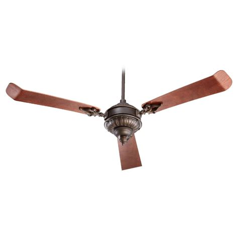 oiled bronze ceiling fan quorum lighting brewster oiled bronze ceiling fan without